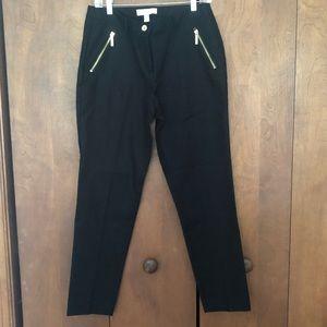 Michael Kors Black slacks Size 8